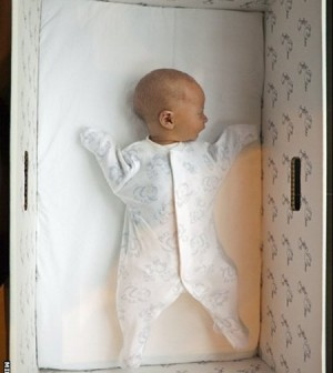 Finland S Expectant Mothers Have Been Given A Box By The State It Like Starter Kit Of Clothes Sheets And Toys That Can Even Be Used As Bed