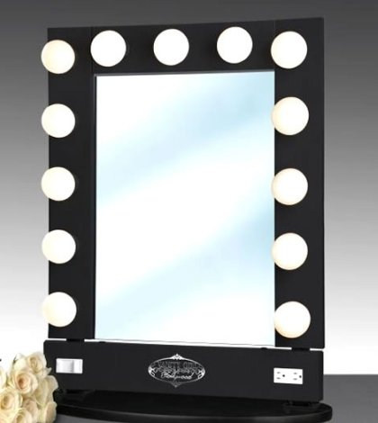 Each beauty station needs one the lighted mirror for Mirror 1 movie