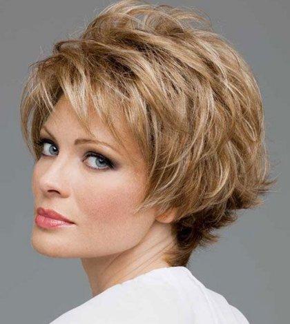 Short Hairstyles 2013 for Older Women